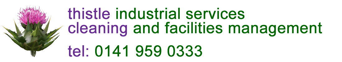 Thistle Industrial Services Ltd Logo