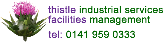 Thistle Industrial Services Ltd Logo
